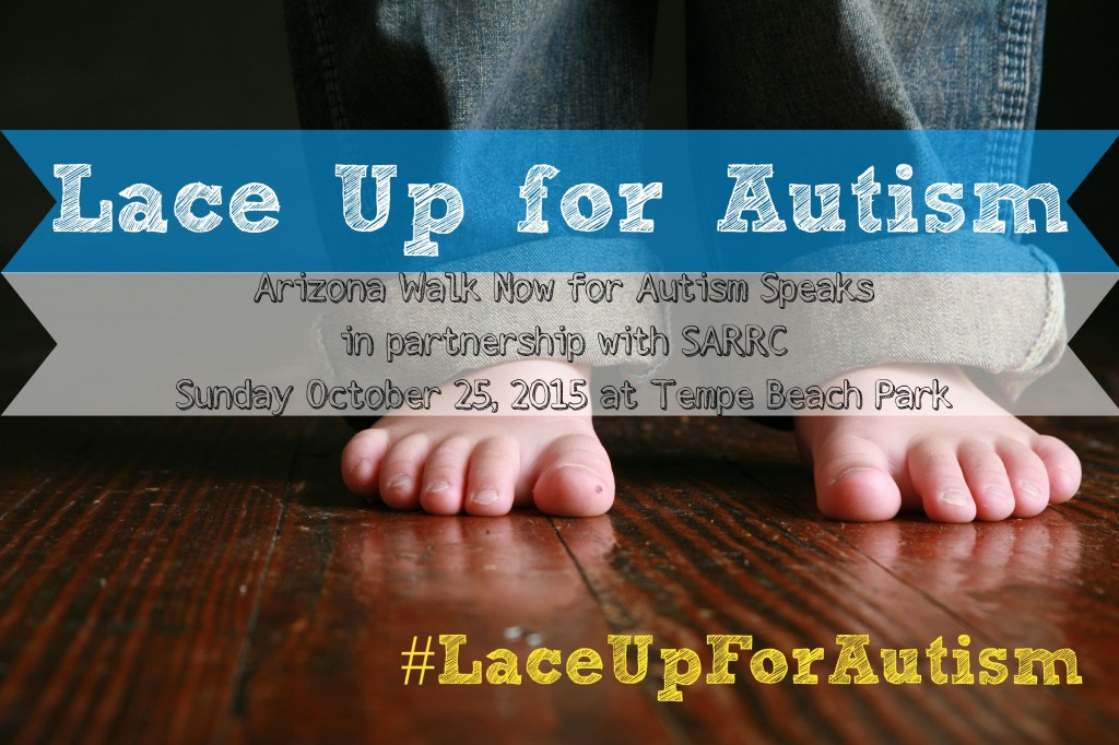 Lace Up For Autism